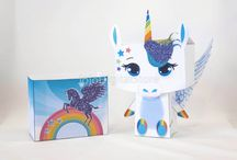 Unicorn Rainbow Party