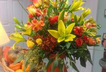 Autumn Arrangements / Autumn is such a special time of the year.