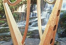 To reach the soul--Heavenly Harps / by Rosemary Ahearn