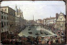 rome 18e eeuw