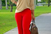 curvy outfit