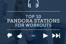 ♡ Hardlopen en workouts...