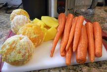 Juicer recipes  / by April Sudol