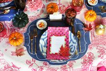 Table setting / by Nikki Yan