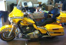 Motorcycle Art / Motorcycle Paint Jobs We LOVE!
