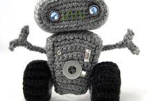 Crochet/knitting / by Amy Steele