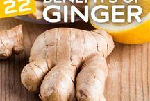 Ginger! / Benefits of Ginger