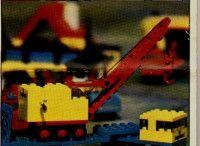 Lego bruksanvisning