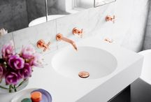 copper & gold grouting
