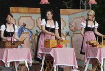 Sonntag, 01. Juni 2014 / Internationales Straßentheaterfestival tête-à-tête in Rastatt