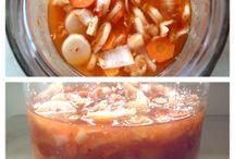 Fermented Foods / Fermented veggies, kombucha, and more!