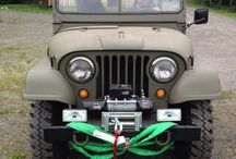 Jeep / 56 Willys project
