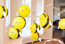 bee decoration ideas
