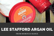 Lee Stafford Argan Oil From Morocco Range / We are loving the new Lee Stafford Argan Oil from Morocco range which just landed in store. It's perfect for anyone with dry or frizzy hair who blowdrys or straightens a lot, as argan oil is a natural heat protectant.
