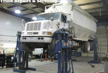 Truck Repairs & Servicing / Truck Repairs & Servicing - Vehicle Servicing Nelson and Truck Specialists Nelson