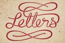Type, Letters and Awesomeness