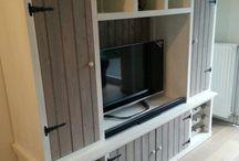 TV meubel ombouw