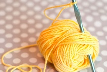 Someday I'll Crochet and Knit / by Stef (Girl. Inspired.)