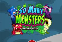 zzz Free Slots - Monsters