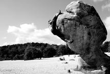 Escalade et climbing à Fontainebleau / Escalade à Fontainebleau #climbing #bouldering #France #Fontainebleau #rock et plus generalement en Seine-et-Marne