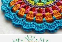 Mandala per poncho