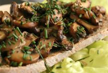 Mes recettes - Tartines