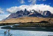 가보고 싶은 장소 / Patagonia