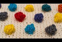 torsade tricot