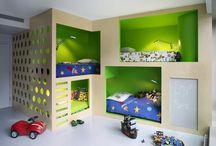 Kids Room / Bunk Beds