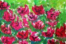 pintura / pràctiques pintura 4rt eso