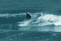 Surfing Photos - Driftwood Caravan