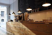 Coffee hangouts