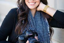 Photographer headshots