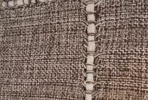 Weave / weaving inspiration from my world and beyond