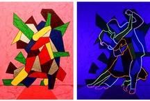 Artwork / Artwork by German H. Salamanca