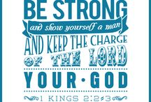 Bible Journaling- {1 Kings / by Lindsey Z.