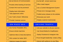 Boost Website Traffic, Leads and Conversions / Ways to boost Website Traffic