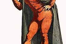 Costume History // 16th C.