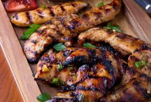 Food for the grill / Chicken