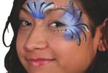 elfjes (vleugels, make-up,..)