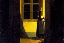 Art . Caspar David Friedrich