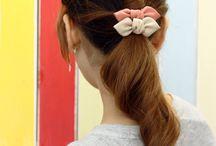 STYLISH*Hair Arrange / STYLISHのアイテムを使った、【簡単・かわいい・自分でできるヘアアレンジ】をご紹介しています♪