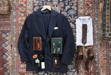 My Style Pinboard / by Nick Tonti