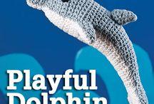 crochet dolphin pattern