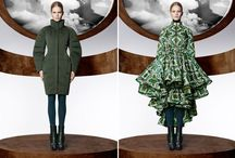 Winter is almost here / The latest designers collection, amazing textures and colors