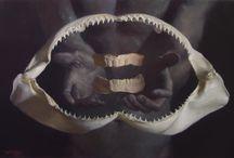 Jason McPhillips / Contemporary Symbolist painter J.E. McPhillips. Artist in Residence at Galerie Fledermaus.
