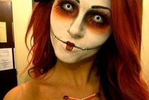 Halloween makeup / by Sharona Foster