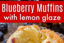 muffins Blue berry Natasha's