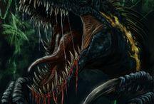 J.W. Indoraptor Project