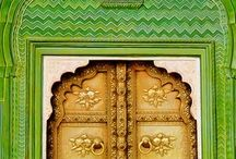 Doors & Entryways / by Sasha DeGrand Becker